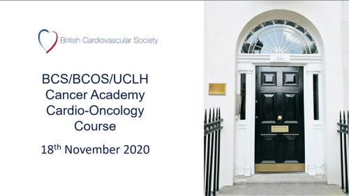 Cancer Academy Cardio-Oncology Course